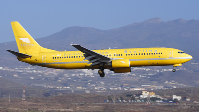OY-SEC - Boeing 737-8Q8 - Sterling Airlines