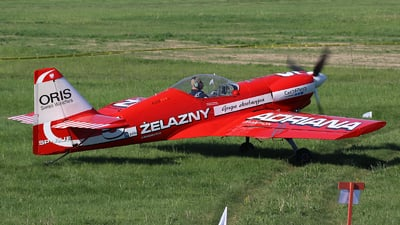 SP-AUE - Zlin 50L - Zelazny Aerobatic Team