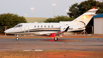 PT-MIA - Hawker Beechcraft 900XP - Private