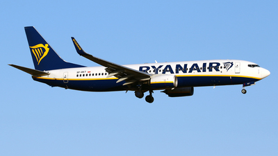 SP-RKT - Boeing 737-8AS - Ryanair Sun