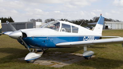 G-GBRB - Piper PA-28-180 Cherokee C - Private