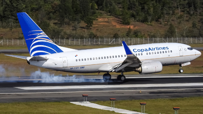HP-1371CMP - Boeing 737-7V3 - Copa Airlines