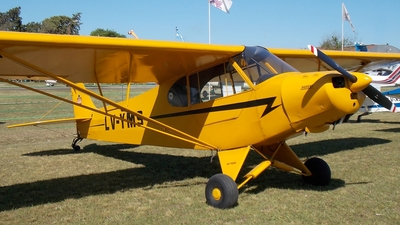 LV-YMS - Piper PA-11-90 Cub Special - Private