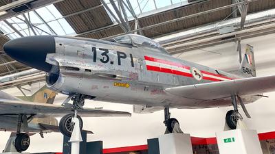 54841 - North American F-86K Sabre - France - Air Force