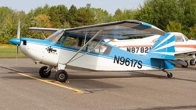 N9617S - American Champion 7ECA Explorer - Private