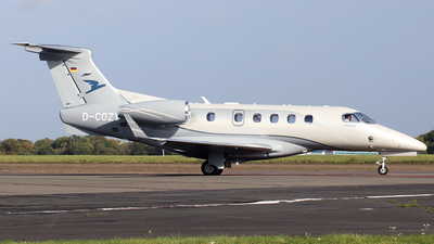 D-COZY - Embraer 505 Phenom 300E - Private