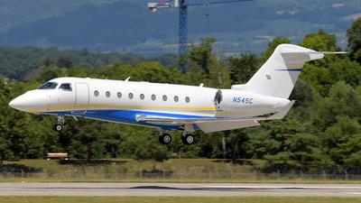 N545C - Gulfstream G280 - Private