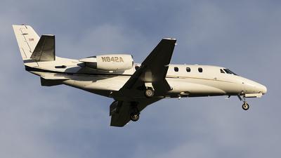 N842A - Cessna 560XL Citation Excel - Private