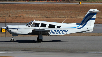 N256DM - Piper PA-32RT-300 Lance II - Private