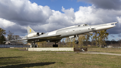 07 - Tupolev Tu-22KD Blinder - Ukraine - Air Force