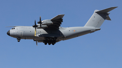 A picture of T.2301 - Airbus A400M180 -  - © Cayden Smith