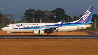 JA56AN - Boeing 737-881 - All Nippon Airways (ANA)