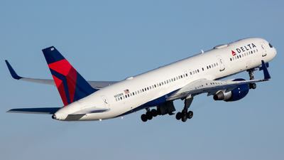 N550NW - Boeing 757-251 - Delta Air Lines