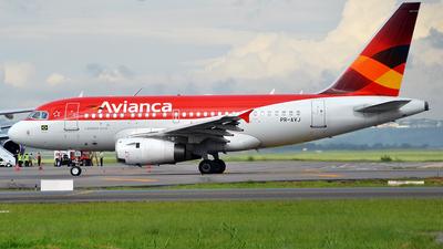 PR-AVJ - Airbus A318-121 - Avianca Brasil
