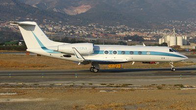 N123LV - Gulfstream G450 - Private
