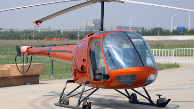 CG111 - Enstrom 280FX Shark - Chongqing General Aviation