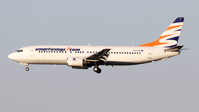 YR-SEB - Boeing 737-484 - SmartWings (Star East Airlines)