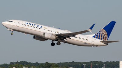 N39297 - Boeing 737-824 - United Airlines