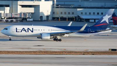 CC-CRG - Boeing 767-375(ER) - LAN Airlines