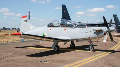 261 - Pilatus PC-9M - Ireland - Air Corps