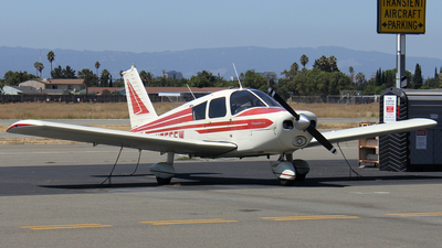 N5555W - Piper PA-28-160 Cherokee - Private