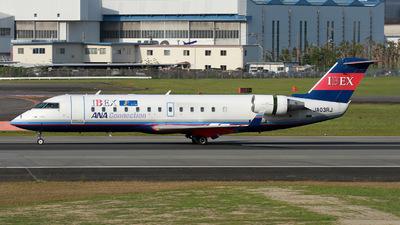 JA03RJ - Bombardier CRJ-200ER - Ibex Airlines
