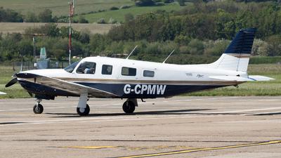 G-CPMW - Piper PA-32R-301 Saratoga II HP - Private