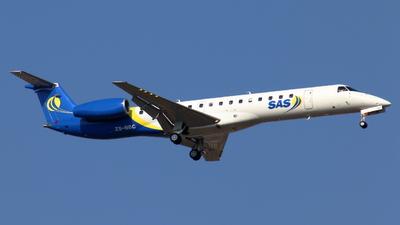 ZS-BBC - Embraer ERJ-145LU - Sahel Aviation Service (SAS)