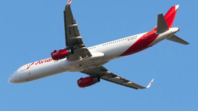 N697AV - Airbus A321-231 - Avianca