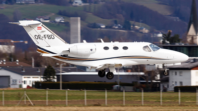 OE-FBD - Cessna 510 Citation Mustang - Private