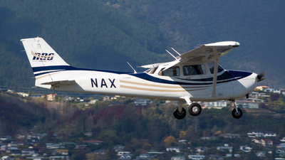 ZK-NAX - Cessna 172S Skyhawk SP - Nelson Aviation College