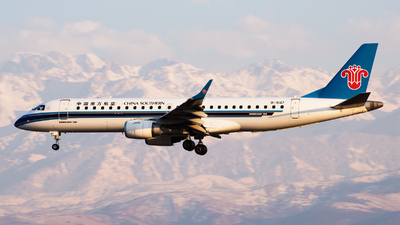 B-3147 - Embraer 190-100LR - China Southern Airlines