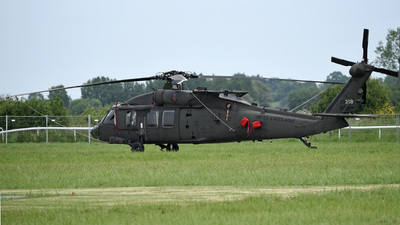 11-20398 - Sikorsky UH-60M Blackhawk - United States - US Army