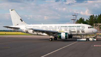 EI-GAU - Airbus A319-111 - Frontier Airlines