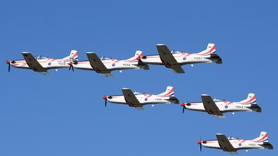 057 - Pilatus PC-9M - Croatia - Air Force