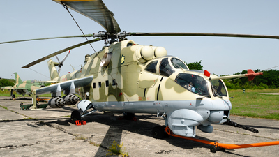 109 - Mil Mi-24D Hind D - Hungary - Air Force