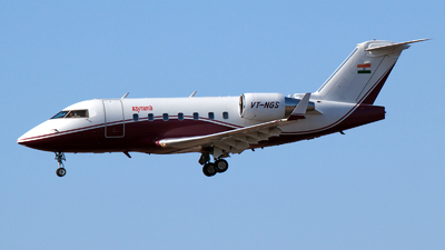 VT-NGS - Bombardier CL-600-2B16 Challenger 604 - Private