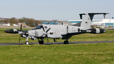 85-0148 - Beechcraft RC-12K Huron - United States - US Army