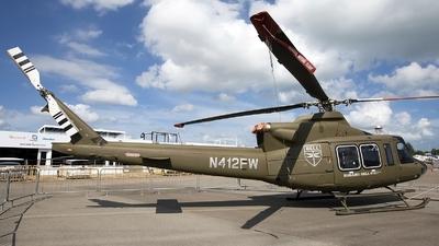 N412FW - Subaru-Bell 412EPX - Subaru-Bell