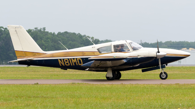 N81MD - Piper PA-30-160 Twin Comanche - Private