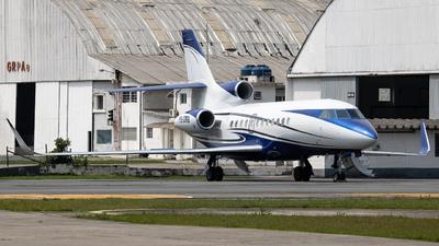 PS-ORB - Dassault Falcon 900EX - Private