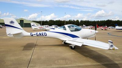 G-GAED - Aquila AT01 - Breda Aviation