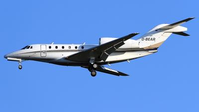 D-BEAR - Cessna 750 Citation X - Air X Charter Germany