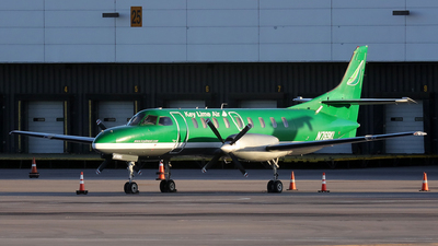 N769KL - Fairchild SA227-AC Metro III - Key Lime Air