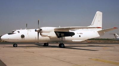 TL-ABD - Antonov An-26 - Damal Airlines