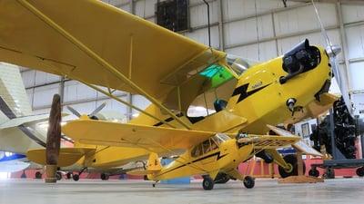 NC31091 - Piper J-3C-65 Cub - Private