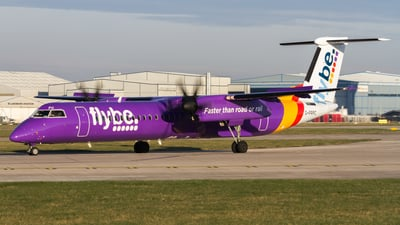 G-PRPC - Bombardier Dash 8 402Q - Flybe