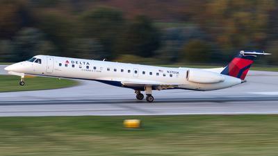 N370SK - Embraer ERJ-145LR - Delta Connection (Chautauqua Airlines)