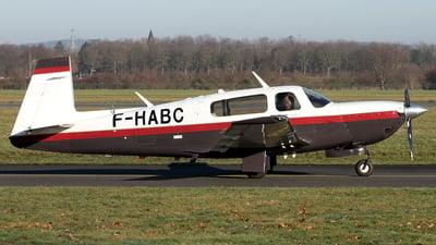 A picture of FHABC - Mooney M20M - [27.0233] - © Daniel Schwinn