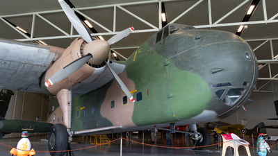 NZ5903 - Bristol 170 Freighter Mk.31M - New Zealand - Royal New Zealand Air Force (RNZAF)